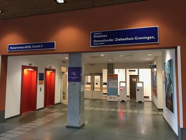 Universitair Medisch Centrum Groningen (UMCG) - Ommelander